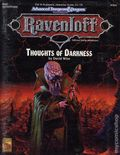 Advanced Dungeons and Dragons Thoughts of Darkness (1992 TSR) Game Module RQ2
