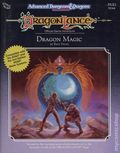 Advanced Dungeons and Dragons DragonLance Dragon Magic (1989 TSR) Game Module DLE2