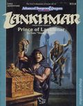 Advanced Dungeons and Dragons Prince of Lankhmar (1991 TSR) Game Module LNA3