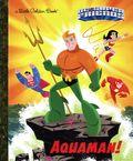 DC Super Friends: Aquaman HC (2018 Random House) A Little Golden Book 1-1ST