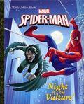 Marvel Spider-Man Night of the Vulture HC (2017 Random House) A Little Golden Book 1-REP