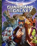 Guardians of the Galaxy HC (2016 A Little Golden Book) 1-REP