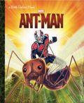 Ant-Man HC (2016 Random House) A Little Golden Book 1-REP