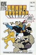 Power Brigade (1994 Moving Target Comics) 1