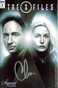 X-Files Season 10 (2013 IDW) 1SIGNED