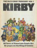 Jack Kirby Treasury SC (1982 Pure Imagination) Kirby 1-1ST
