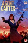 Agent Carter S.H.I.E.L.D. 50th Anniversary (2015) 1D