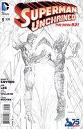 Superman Unchained (2013 DC) 5J