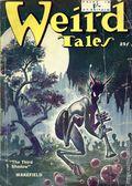 Weird Tales (UK 1949-1953 Thorpe and Porter) Nov 1950