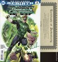 Hal Jordan and The Green Lantern Corps (2016) 1DF.SIGNED