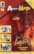 Amerimanga TPB (2002- Studio Ironcat) 1-1ST