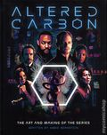 Altered Carbon The Art and Making of the Series HC (2020 Titan Books) 1-1ST