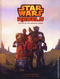 Art of Star Wars Rebels HC (2020 Dark Horse) 1-1ST