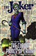 Joker 80 Years of the Clown Prince of Crime HC (2020 DC) The Deluxe Edition 1-1ST
