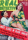 Real Detective (1931-1957 Sensation) True Crime Magazine Vol. N #3