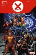 X-Men TPB (2020 Marvel) By Jonathan Hickman 1-1ST
