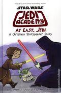 Star Wars Jedi Academy At Last, Jedi HC (2020 Scholastic) 1-1ST