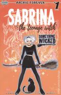 Sabrina the Teenage Witch Something Wicked (2020 Archie) 1A
