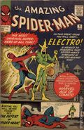 Amazing Spider-Man (1963 1st Series) UK Edition 9UK