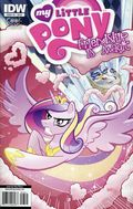 My Little Pony Friendship Is Magic (2012 IDW) 3HOTTOPIC