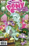 My Little Pony Friendship Is Magic (2012 IDW) 4HOTTOPIC