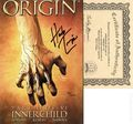 Wolverine The Origin (2001) 2DF.SIGNED.A