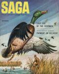 Saga Magazine (1950 2nd Series) Vol. 7 #2