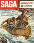 Saga Magazine (1950 2nd Series) Vol. 10 #3