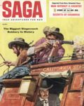 Saga Magazine (1950 2nd Series) Vol. 10 #6