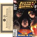 Justice League of America (2006 2nd Series) 0A.DFSIGNED