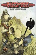 Baltimore Comic-Con Official Souvenir Program 2012