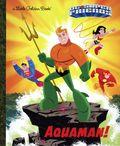 DC Super Friends: Aquaman HC (2018 Random House) A Little Golden Book 1-REP