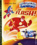 DC Super Friends: The Flash HC (2018 Random House) A Little Golden Book 1-REP