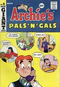 Archie's Pals 'n' Gals (1955) Canadian Price Variant 11