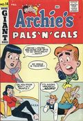 Archie's Pals 'n' Gals (1955) Canadian Editions 14