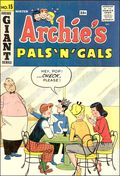 Archie's Pals 'n' Gals (1955) Canadian Editions 15