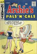 Archie's Pals 'n' Gals (1955) Canadian Editions 17