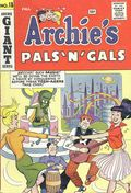 Archie's Pals 'n' Gals (1955) Canadian Editions 18