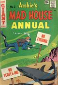Archie's Madhouse (1959) Annual Price Variant 2
