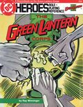 DC Heroes Role Playing Reference Green Lantern Corps (1988 Mayfair) 234