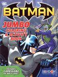 Batman Jumbo Coloring and Activity Book (2012 Bendon Publishing) 2010A