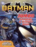 Batman Jumbo Coloring and Activity Book (2012 Bendon Publishing) 2010B