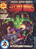 Marvel Super Heroes Secret Wars (1985-1987 Marvel) UK Edition 7