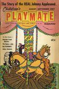 Children's Playmate Magazine (1929 A.R. Mueller) Vol. 39 #3