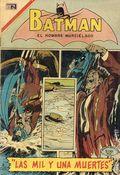 Batman El Hombre Murcielago (Mexican 1954-1985 Editorial Novaro) 550