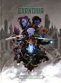 Critical Role HC (2020 Dark Horse) The Chronicles of Exandria 1-1ST
