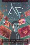 Artemis Fowl The Artic Incident TPB (2009 Disney/Hyperion) The Graphic Novel 1-REP