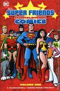Super Friends Saturday Morning Cartoon HC (2020 DC) 1-1ST