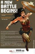 Wonder Woman TPB (2020-2021 DC) By G. Willow Wilson and Steve Orlando 1-1ST