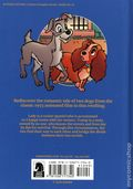 Disney Lady and the Tramp The Story of the Movie in Comics HC (2020 Dark Horse) Disney Comics 1-1ST